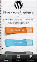 Screenshot of Funciones Wordpress