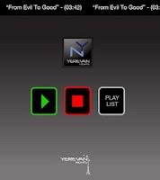Screenshot of Yerevan Nights Armenian Radio