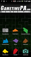 Screenshot of GameTimePA