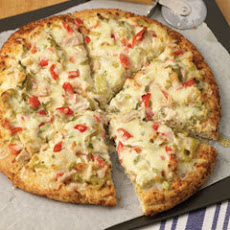 Monterey Turkey Pizza