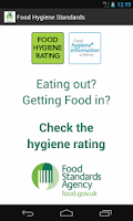 Screenshot of Food Hygiene Standards