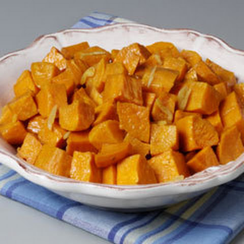 Honey-roasted Sweet Potatoes