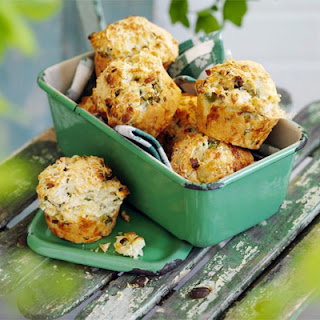 Cheese Chives Muffins Recipes