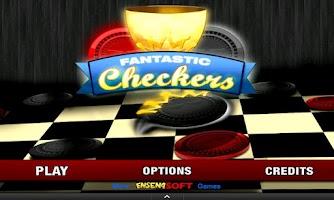 Screenshot of Fantastic Checkers HD