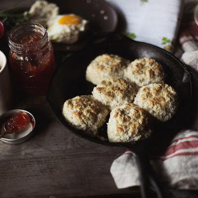 Black Pepper Buttermilk Biscuits