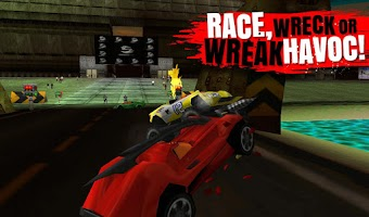 Screenshot of Carmageddon Promo