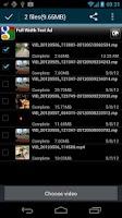 Screenshot of Video Shrink (reduce size)
