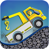 Download Mountain winter Hill Climb 4x4 APK to PC