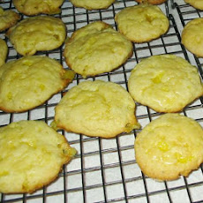 Lemon Drop Candy Cookies