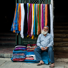 Colorful by Bharathkumar Hegde - City,  Street & Park  Street Scenes ( india )