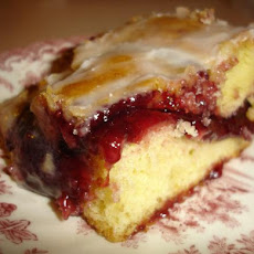 Fruit Swirl Coffee Cake