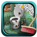 Game Fun Bathroom Cleaning Game apk for kindle fire
