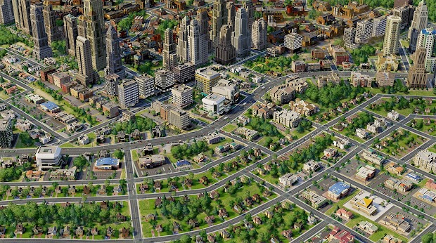 SimCity to get a Mac release this Summer