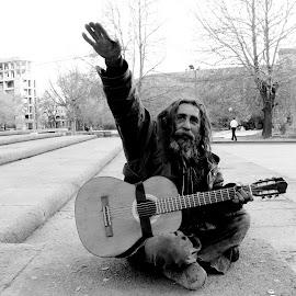 by Ghazaleh Ghorbani - People Musicians & Entertainers