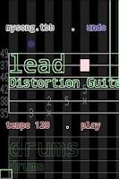 Screenshot of Rapid Tab Free Tab Editor