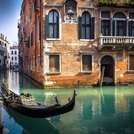 Venezia IV by Murat Besbudak - City,  Street & Park  Historic Districts
