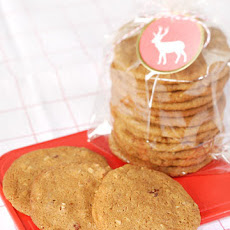 Schrafft's Butterscotch Cookies