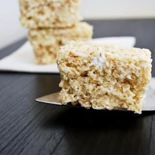 Coconut Marshmallow Rice Krispie Treats Recipes