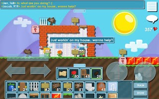 Screenshot of Growtopia