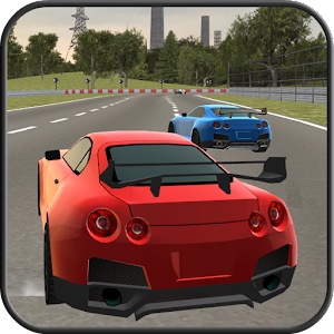 M-acceleration 3D Car Racing