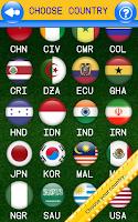 Screenshot of Fun Football Tournament soccer