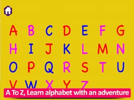 Screenshot of Kids Animal ABC Alphabet sound