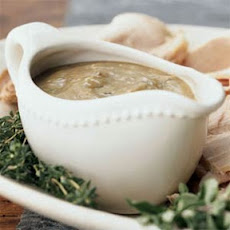 Classic Roast Turkey with Fresh Herbs and Make-Ahead Gravy