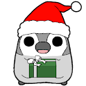 Pesoguin LWP Christmas Penguin icon