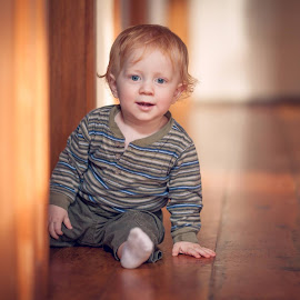 Redhead by Alicia Clifford - Babies & Children Child Portraits
