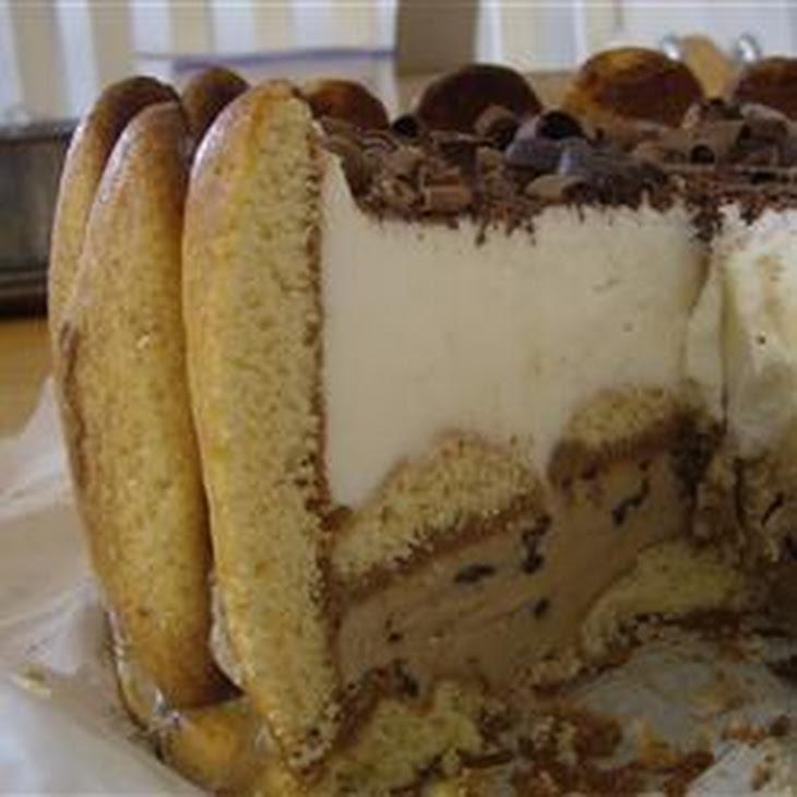 Ice Cream Tiramisu Cake Recipe | Yummly