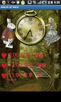 Screenshot of Alarm of Alice~Catch a rabbit~