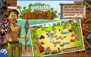 Screenshot of Youda Survivor