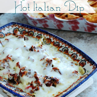 7 Layer Hot Italian Dip