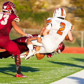 take down by Michael Cazares - Sports & Fitness American and Canadian football ( high school, cif, football, mission hills )