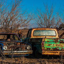 Decay by Eric Scott Miller - Transportation Automobiles