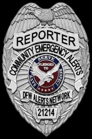 DFW ALERTS NEWS APP