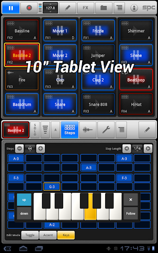 spc-music-sketchpad-2-demo for android screenshot