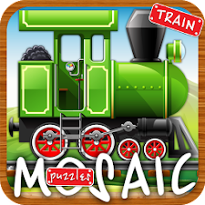 Animated Puzzles Train