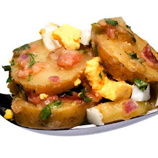 Warm German Potato Salad Recipe