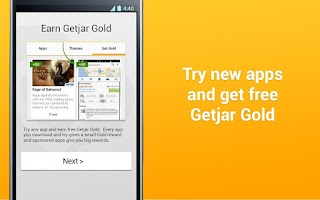 Screenshot of Getjar : Paid Apps for Free