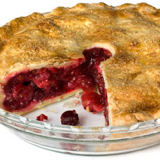 Tart Cranberry Pie Recipe