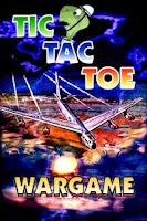 Screenshot of Tic Tac Toe WARGAMES