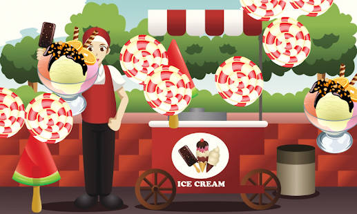 Ice Cream game for Toddlers ! - screenshot
