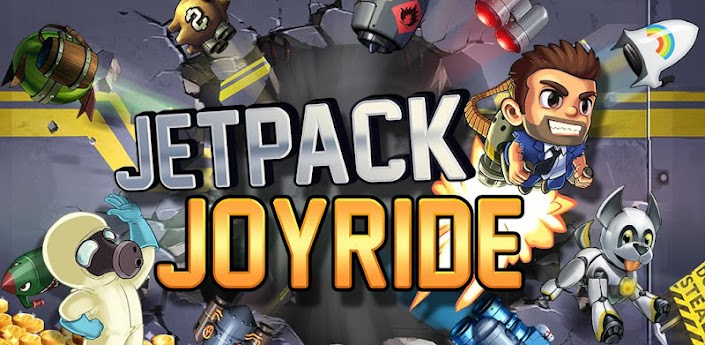 Gallery  wallpapers - jetpack joyride
