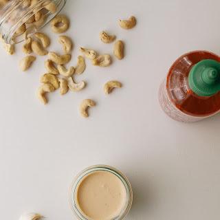 Sriracha Sauce Cream Recipes