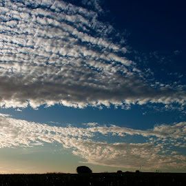 Eye in the sky by Amir Vejsilagic - Landscapes Cloud Formations ( clouds blue sky white beauty )