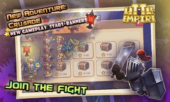 Screenshot of Little Empire