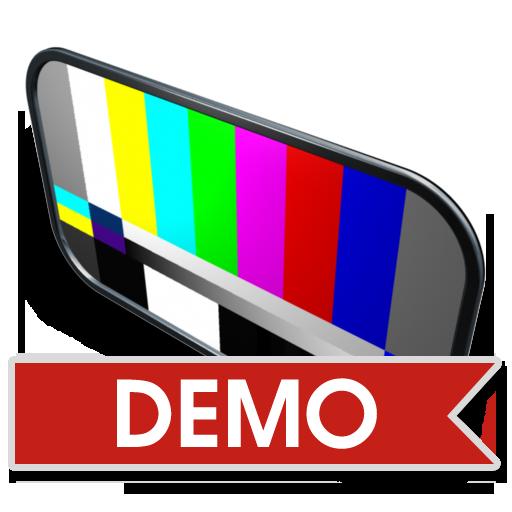 媒体与影片のテストパターンジェネレーター試用版 LOGO-記事Game