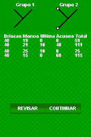 Screenshot of Brisca lite