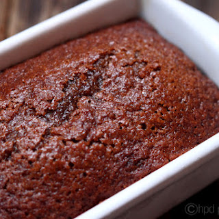 Spiced Pumpkin Bread - Gluten Free